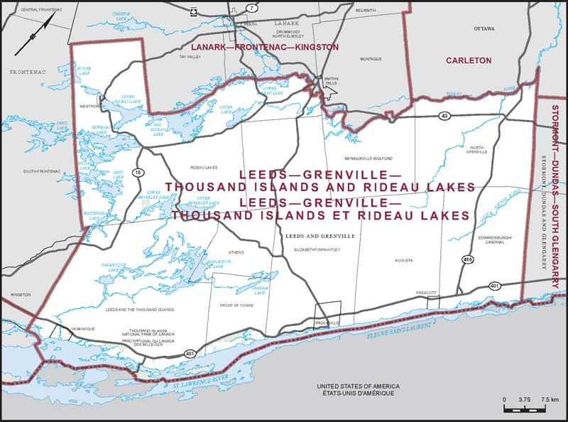 Leeds—Grenville—Thousand Islands and Rideau Lakes