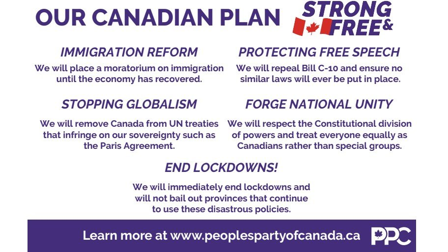Our Canada Plan